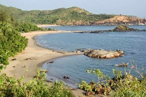 Om Beach, Gokarna Beach
