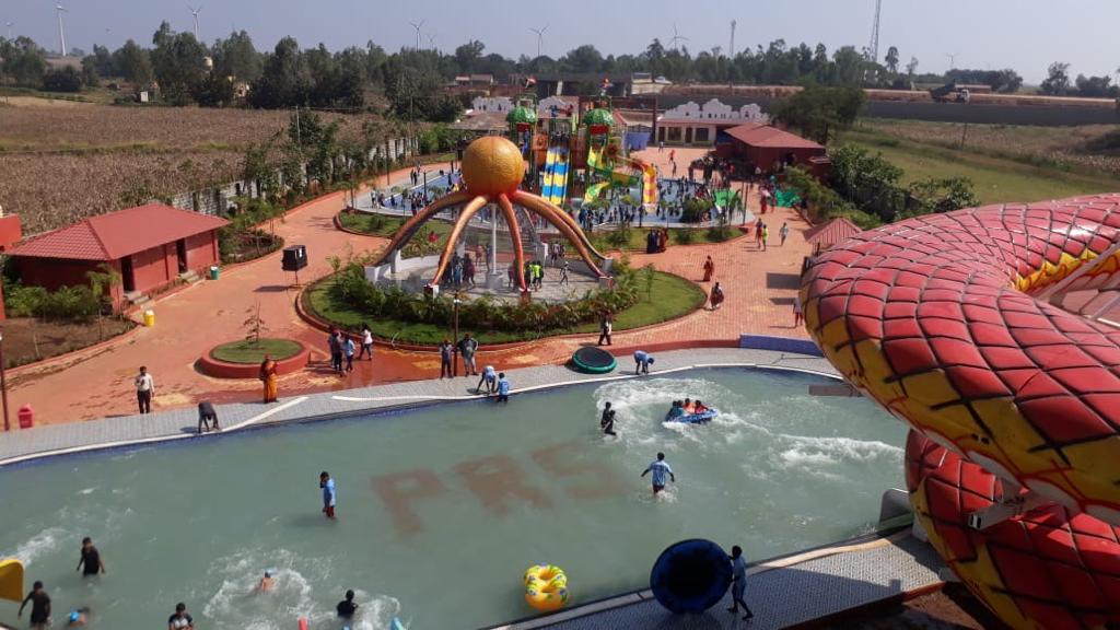 PRS Waterpark and Resorts, PRS Waterpark, Haveri