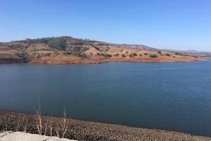Panshet Dam near Khadakwasla Dam