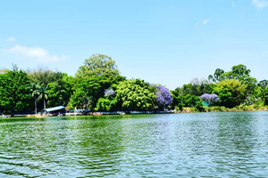 Punganoor Lake near Yelagiri