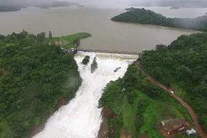 Radhanagari Dam near Amboli