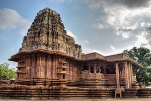 Ramappa Temple near Warangal Fort