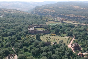 Ranthambore Fort and National Park, Ranthambore National Park, Sawai Madhopur