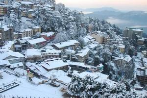 Shimla near Tehri Dam