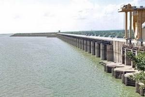 Shriram Sagar Reservoir, Pochampadu Project , Nizamabad