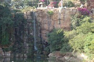 Sogal Falls near Pattadakal