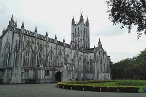 St. Pauls Cathedral near Sundarbans National Park