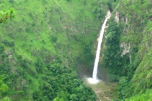 Sweet Falls near Krang Shuri Waterfall