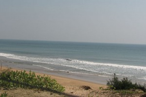 Talasari Beach near Bhitarkanika National Park