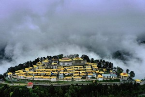 Tawang near Manas National Park