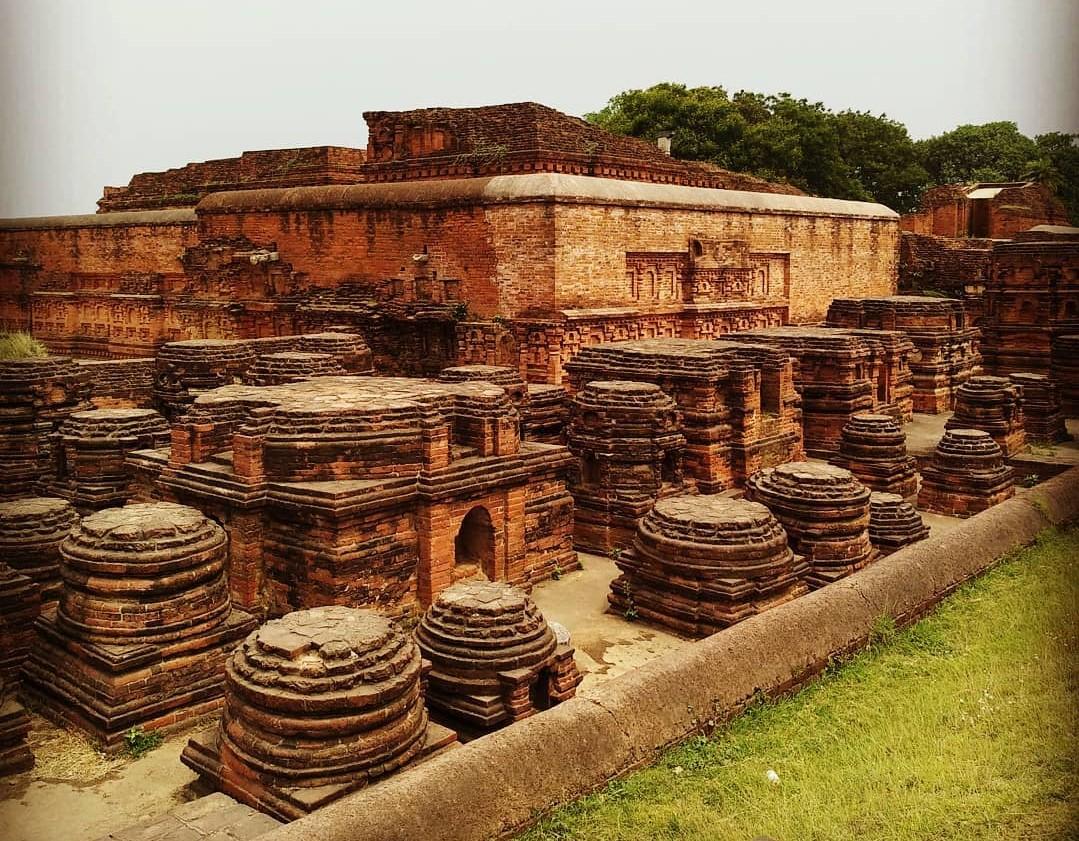 Archaeological Site of Nalanda Mahavihara, Nalanda Mahavihara