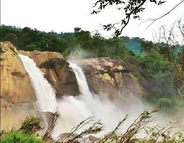 Athirappilly Waterfalls, Athirapally Falls