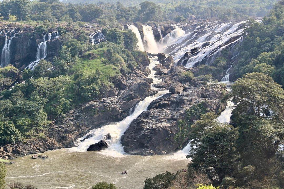 Bharachukki Falls, Shivanasamudra Falls