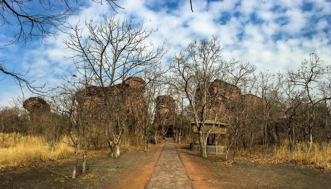 Bhimbetka Rock Shelters, Rock Shelters of Bhimbetka