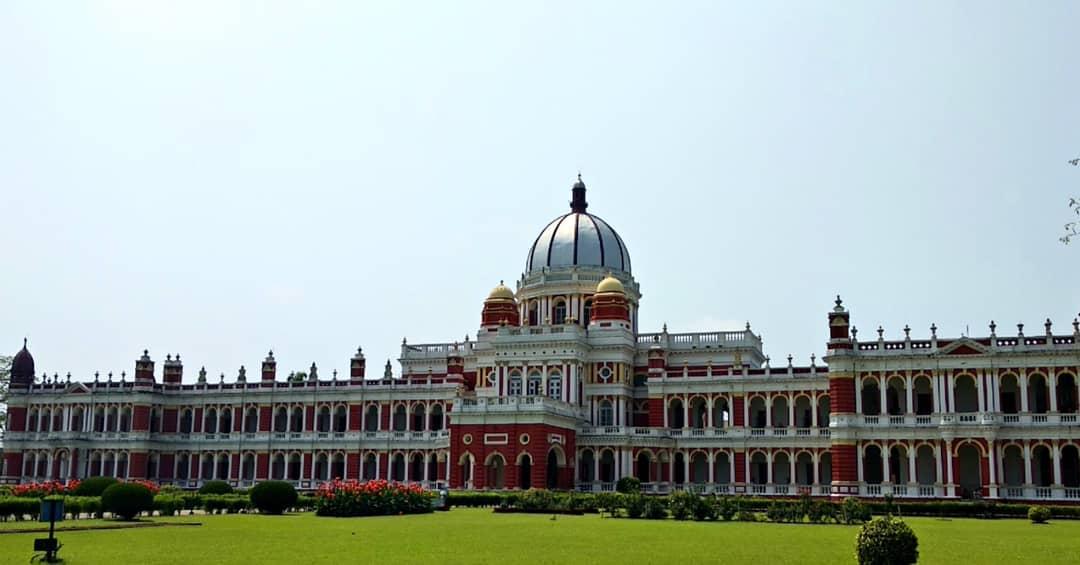 Cooch Behar Palace, Rajbari or Victor Jubilee Palace