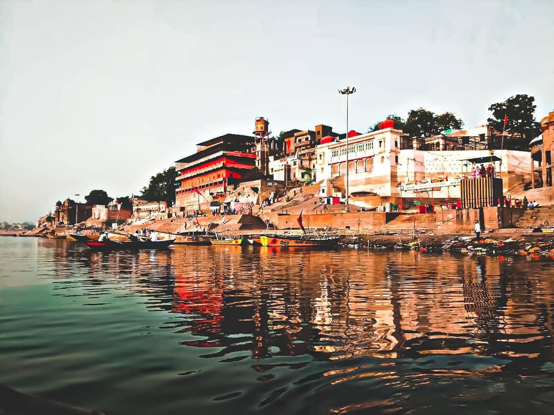 Ghats at Varanasi, Varanasi