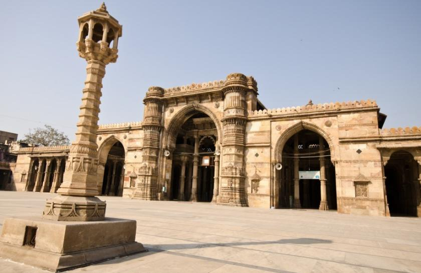Historic City of Ahmedabad, Old Ahmedabad