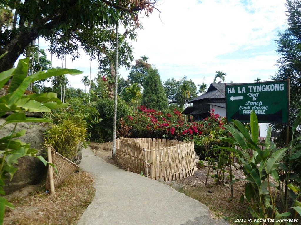 Mawlynnong Village Shillong