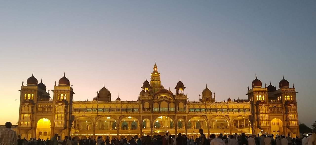 Mysore Palace, Ambavilas Palace