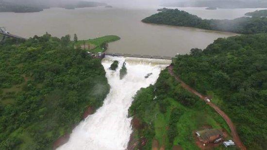 Radhanagari Dam