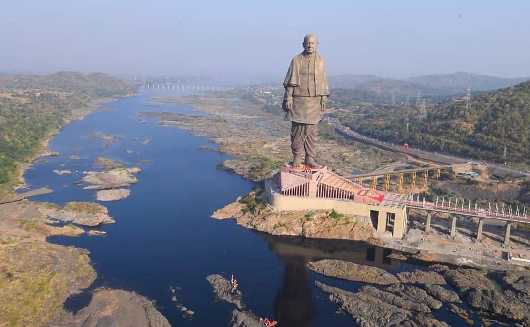Sardar Sarovar Dam, Narmada Dam Project