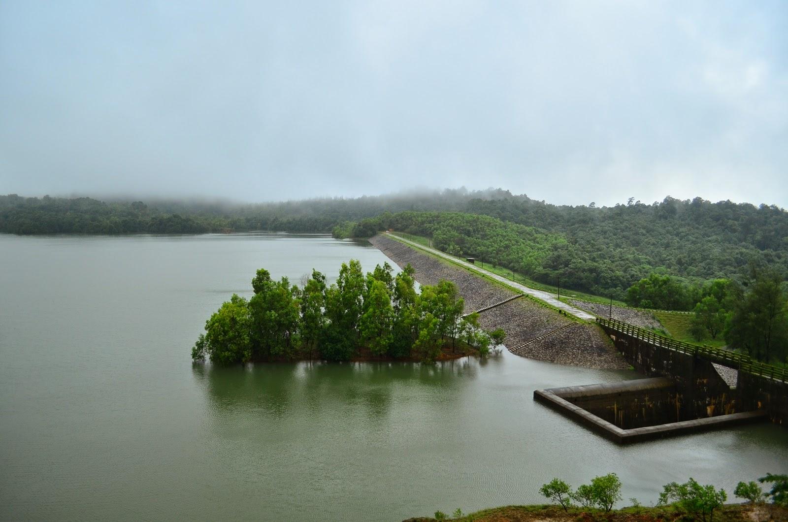 Savehaklu Reservoir