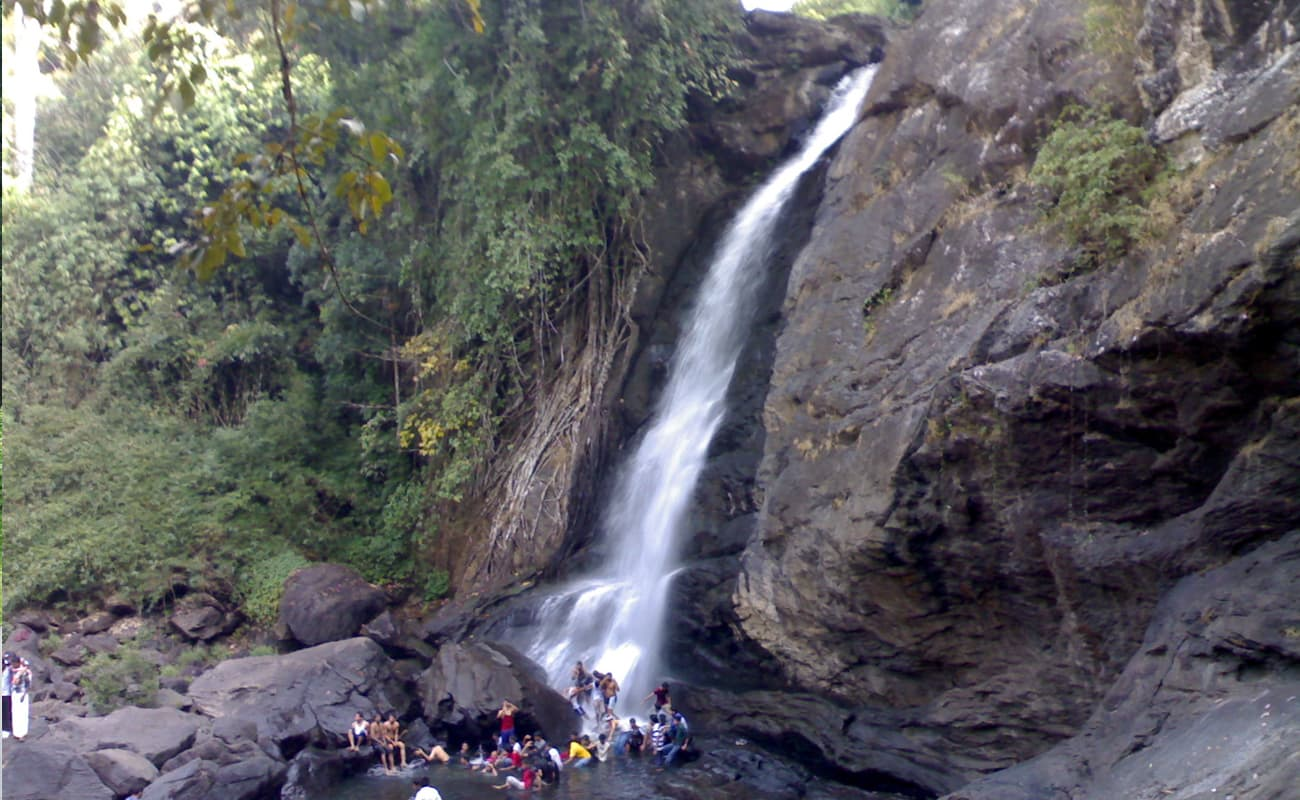 Soochipara Falls, Sentinel Rock Waterfalls