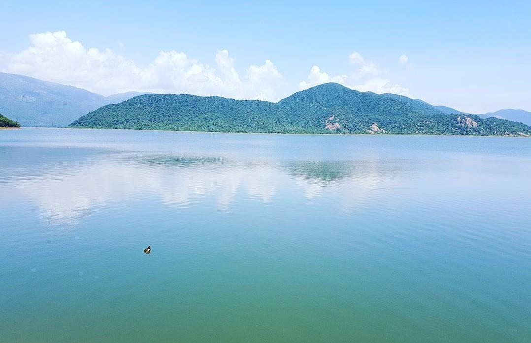 Tatipudi Reservoir, Tatipudi Dam