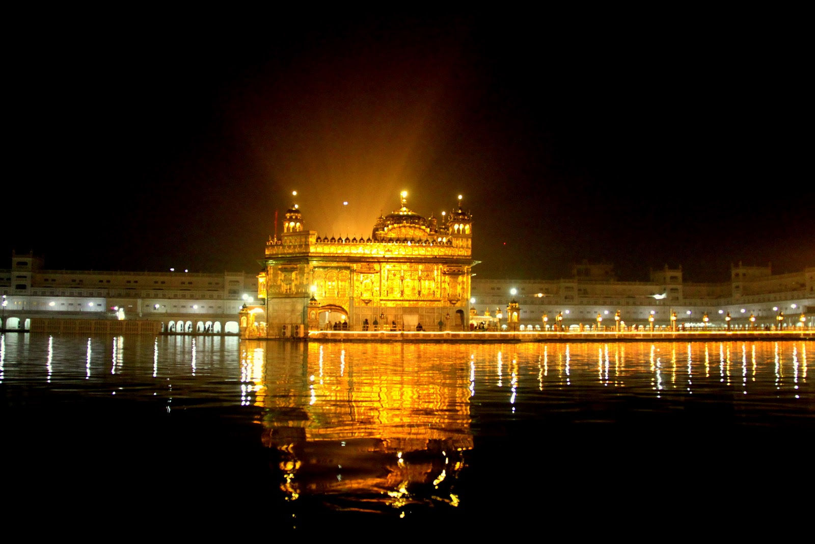 The Golden Temple Amritsar, Harmandir Sahib or Darbar Sahib or Gurdwara