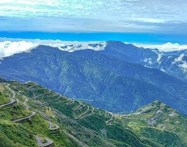 Zuluk, Dzuluk  or Thambi View Point